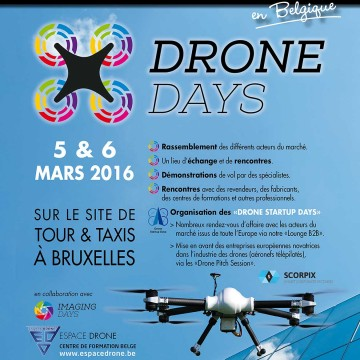 droneDyne at drone days fair!